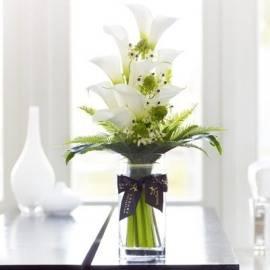 Pretty Cascade Bouquet