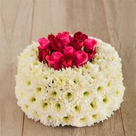 Creative Floral Cake