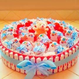 Amazing Kinder Cake