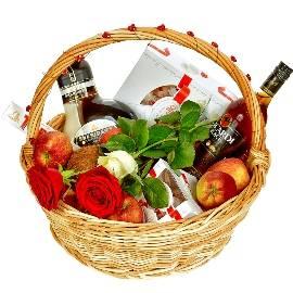 Lovely Choco  Basket