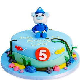 Sailor Cake