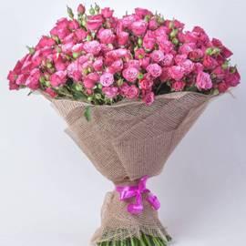 Сладко-розовый