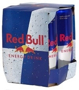 Red Bull, 6 x 250ml Cans