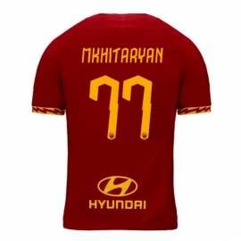 Домашняя/гостевая игровая футболка «Ромы» 2019/20 - Мхитарян 77