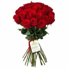 Bouquet «Scarlet Roses»