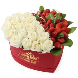 Flower box «Emotional Moments»