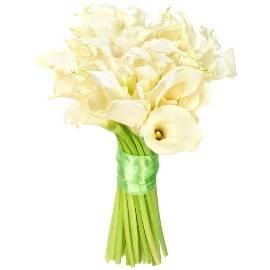 Bouquet of  White Calas