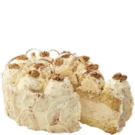 White Illusion Cake