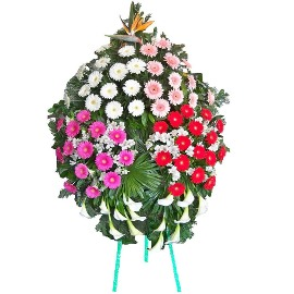 Remembrance Sympathy Wreath