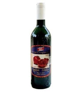 Гранатовое Красное Сухое Вино