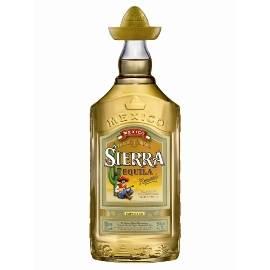 Sierra Tequila Gold 3 Liter