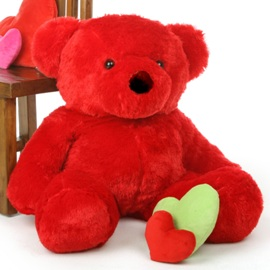 My Romantic Teddy