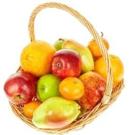 Sweet Fruit Basket