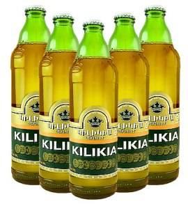 Kilikia Beer, 5 x 500ml bottles