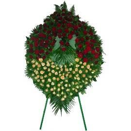 Погребальный Венок из 250 Роз
