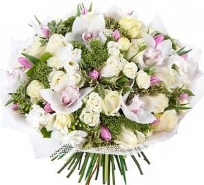 Gracious Orchids Bouquet