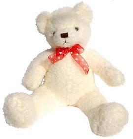 Teddy with Scarf