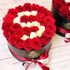 Flower box  «Endless Love»