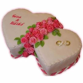 Sweet Cake for Sweet Couple