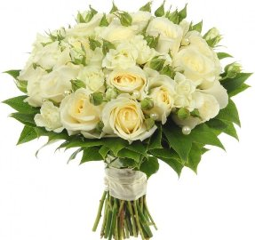 Spray Roses Gift-Bouquet