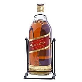 Johnnie Walker Red Label 4.5л