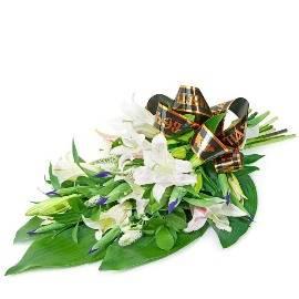 Sympathy Bouquet of Lilies