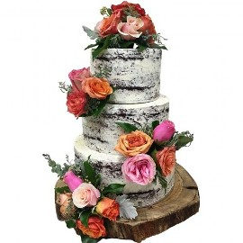 Gorgeous Anniversary Cake
