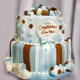 Поздравительный торт